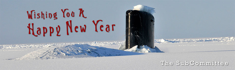 Happy New Year from The SubCommittee